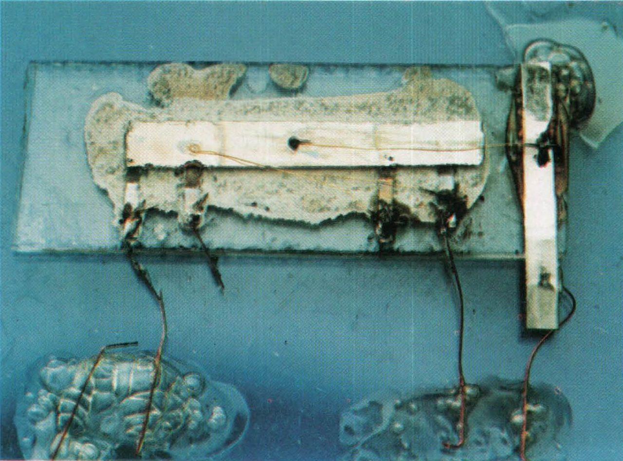 Prototype integrated circuit