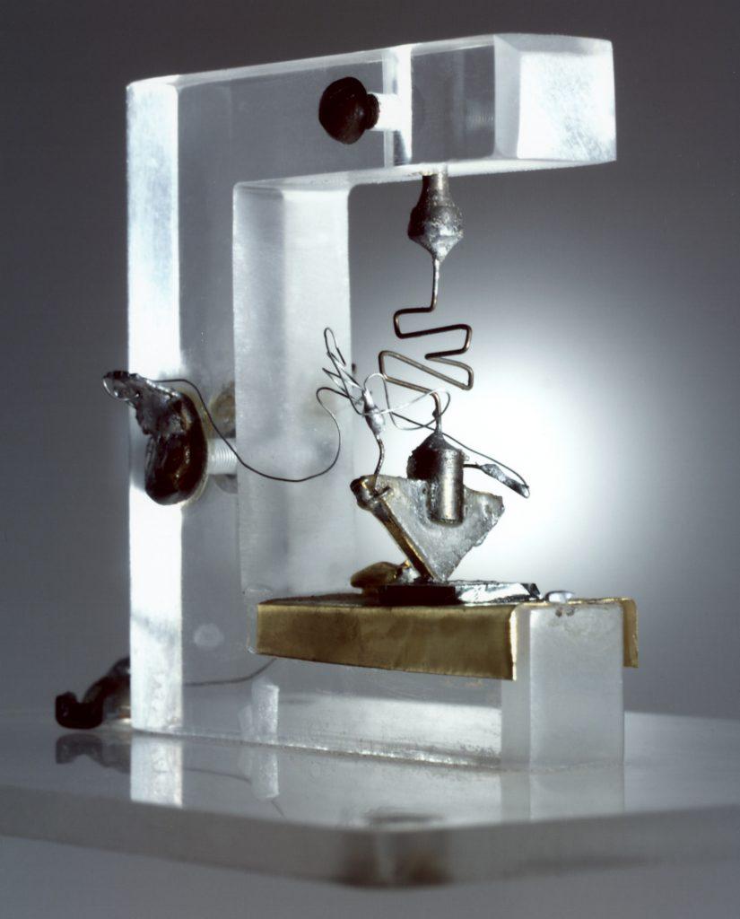 Prototype transistor