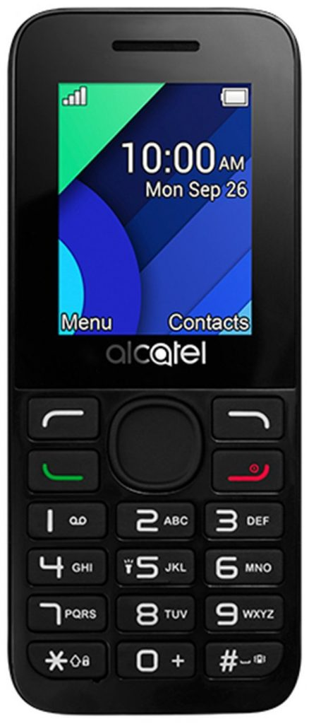 Alcatel OneTouch 1054X