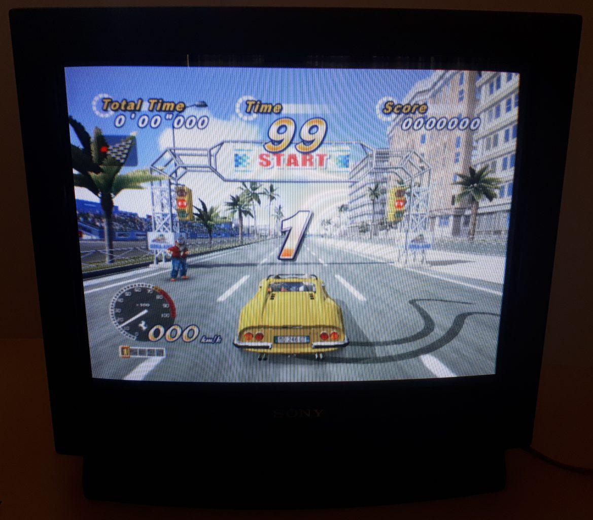 Outrun 2006 CRT