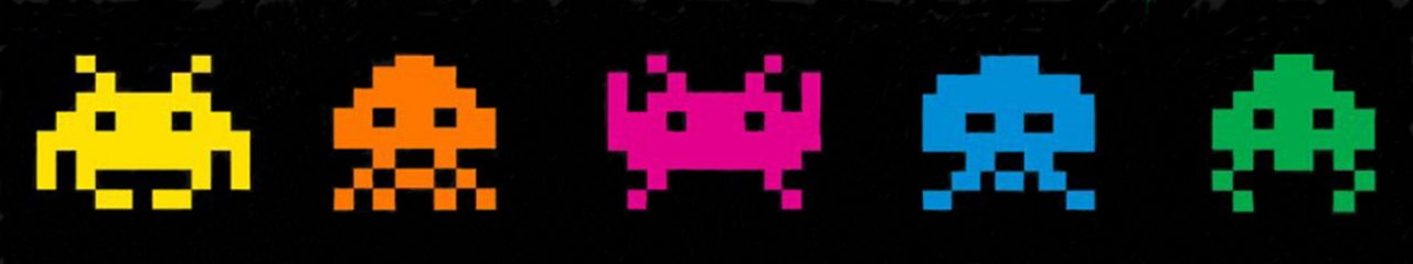 Space Invaders enemy