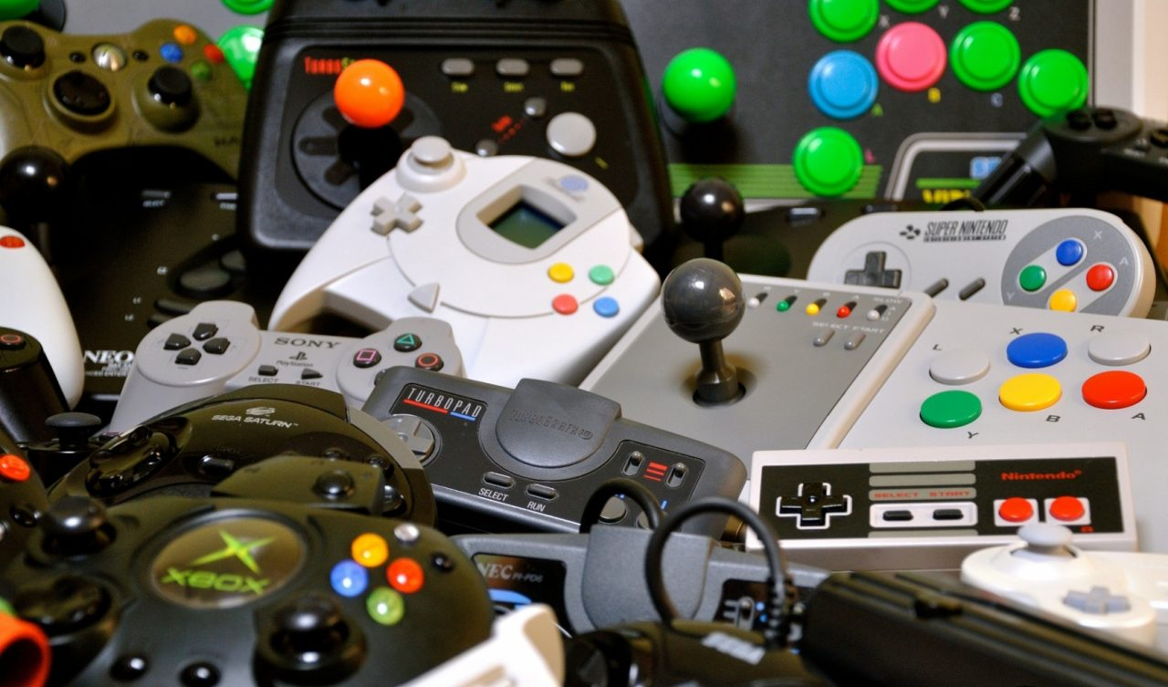 All in one retro gaming consoles - Hot Tech Zone